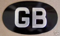 GB Die Pressed Ovals